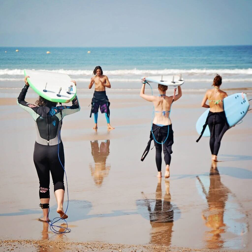 Surf day trips with Surfari Essaouira, Morocco. Surf Camp Morocco. Explore the best surf spots!
